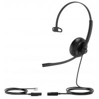 Yealink  Mono YHS34 IP Phone head set RJ9 Wideband Wired Headset