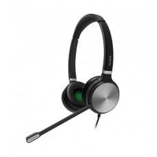 Yealink YHS36 IP Phone Headset RJ9 Corded Wired Headset - Dual
