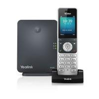 Yealink W60P Cordless IP DECT Phone
